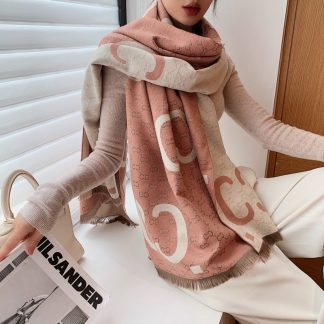 2020 Winter Scarf High Quality Cashmere Shawls Lady Pashmina Scarves Women Thick Warm Blanket Wraps Print Brand Female Foulard