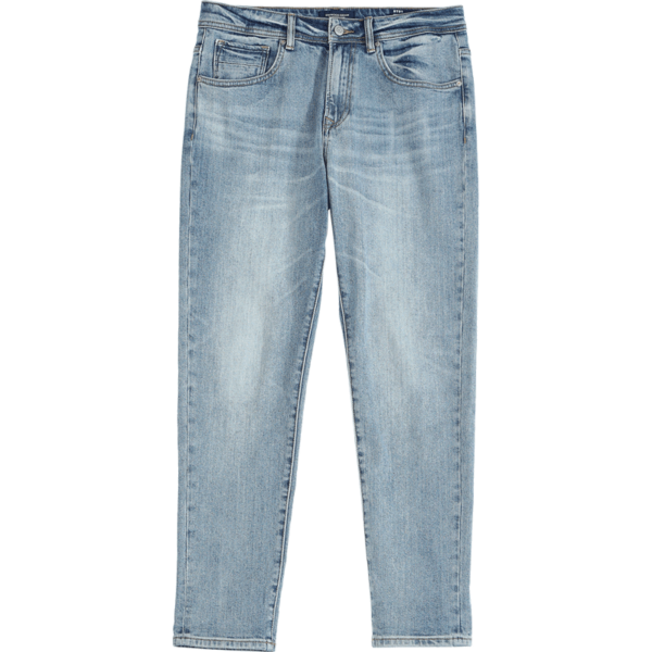 SIWMOOD 2020 Autumn Winter New Environmental laser washed jeans men slim fit classical denim trousers high quality jean SJ170768