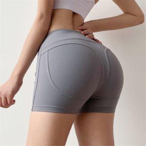 Push Up Gym And Yoga Shorts
