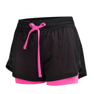 Ladies Fitness And Running Shorts